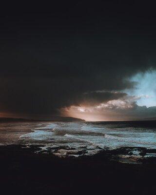 donkere wolken depressie mindspiratie