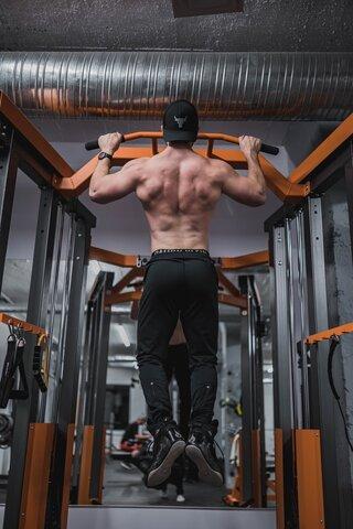 7 basisprincipes krachttraining pull ups
