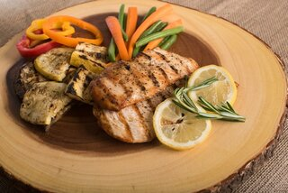 bodyenmindsucces maaltijd kip en vis eiwitten