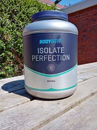 Review: Whey Isolate Perfection van Body en Fit