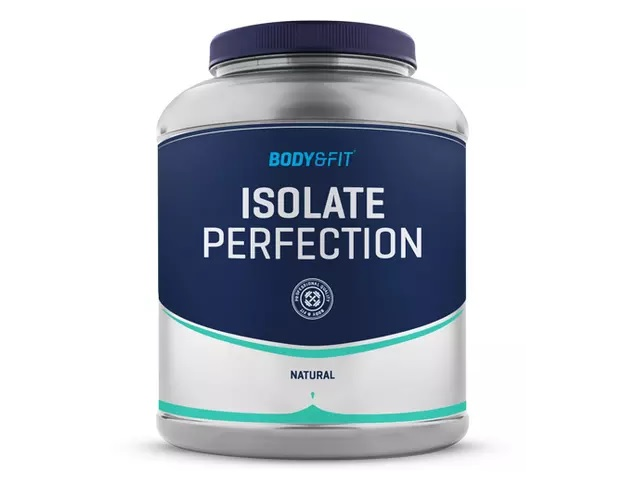 Review Whey Isolate Perfection body en fit uitgelicht