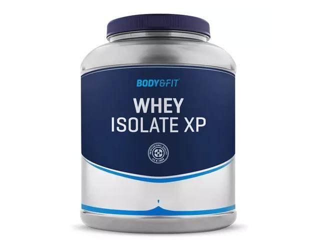 Whey Isolaat xp van body en fit uitgelicht