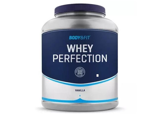 Whey protein van body en fit uitgelicht